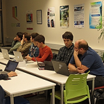 Geek Day Kranj obiskali mladi računalniški navdušenci