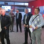 Župan mestne občine Kranj na obisku v RC IKT
