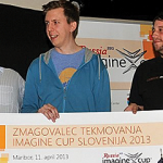 Beezinga zmagovalka Imagine Cup