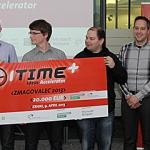 Obelisk je zmagovalec pospeševalnika idej ITIME+
