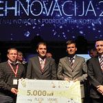 Tehnovacija 2013, izbor za naj inovacijo iz trajnostnih tehnologij