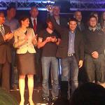Zmagovalec Start:up leta 2013 je podjetje Koofr