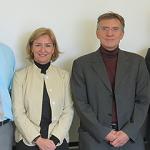 Rektor Univerze v Mariboru na obisku v RC IKT