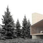 Slovenska nagrada na mednarodnem arhitekturnem natečaju Summit Powder Mountain