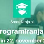 SmartNinja vikend programiranja – 21.in 22. novembra 2015